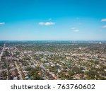 Small photo of Aerian view to North Miami Beach, Florida
