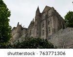 the saint michael's mount  le... | Shutterstock . vector #763771306