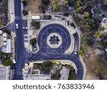 moscovia gorny monastery church ... | Shutterstock . vector #763833946