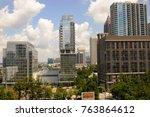 atlanta  georgia   united...   Shutterstock . vector #763864612