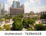 atlanta  georgia   united...   Shutterstock . vector #763864618