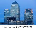 london  uk   january 30  2016 ... | Shutterstock . vector #763878172