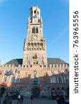 Bruges  Belgium   April 15 ...