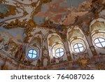 wurzburg  germany   december 14 ... | Shutterstock . vector #764087026