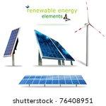 isolated renewable energy...