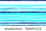 watercolor style seamless hand... | Shutterstock .eps vector #764091112