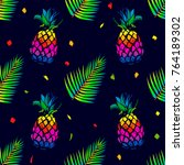 bright illustration of... | Shutterstock .eps vector #764189302