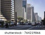 sao paulo  sp  brazil  may 9 ... | Shutterstock . vector #764219866