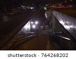 moscow  leninsky prospekt  near ...   Shutterstock . vector #764268202