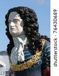ship's figurehead | Shutterstock . vector #76430689