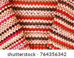color of fabric warping.   Shutterstock . vector #764356342