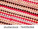 color of fabric warping.   Shutterstock . vector #764356366