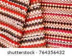 color of fabric warping.   Shutterstock . vector #764356432