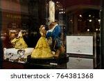 prague  czech republic. circa... | Shutterstock . vector #764381368