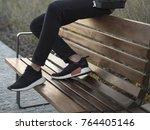 milan  italy   november 11 ... | Shutterstock . vector #764405146
