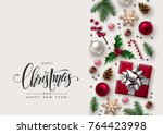 christmas decorative border...