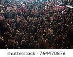 cluj napoca  romania   november ...   Shutterstock . vector #764470876