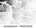 dark grunge chaotic pattern.... | Shutterstock . vector #764512162