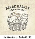 composition of bread basket....