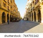 beirut  lebanon   november 2 ... | Shutterstock . vector #764701162