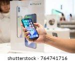 nakhonratchasrima thailand  nov ... | Shutterstock . vector #764741716