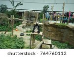 kuala lumpur  malaysia  26... | Shutterstock . vector #764760112