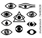 Character Set   Eyes