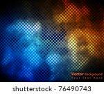 eps10 vector shiny fantasy... | Shutterstock .eps vector #76490743