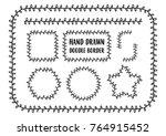 Vector Set Of Hand Drawn Doodl...