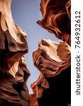 texture of the picturesque...   Shutterstock . vector #764932612