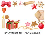 christmas pictures  envelope