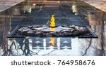 monument to the killed in war ... | Shutterstock . vector #764958676