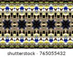 colorful horizontal pattern for ... | Shutterstock . vector #765055432