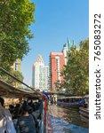 bangkok  thailand   february 20....   Shutterstock . vector #765083272