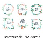set of creating design with ...   Shutterstock .eps vector #765090946