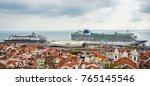 lisbon  portugal   november 1 ... | Shutterstock . vector #765145546
