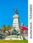 Small photo of Henry (Infante Dom Henrique) the Navigator Monument, Porto, Portugal
