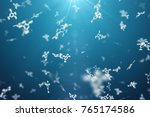 3d rendering. tnt's chemical... | Shutterstock . vector #765174586