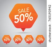 10   15  20   25   30   35   45 ... | Shutterstock .eps vector #765193942