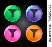 filter crystal ball design icon ...