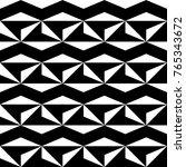 seamless surface pattern design ... | Shutterstock .eps vector #765343672