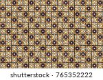 colorful seamless herringbone... | Shutterstock . vector #765352222