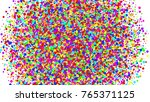wide format abstract background ... | Shutterstock .eps vector #765371125
