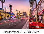 los angeles  california   march ... | Shutterstock . vector #765382675