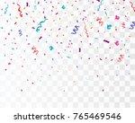 Colorful Bright Confetti...