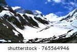 Snowy Mountain Columbia...