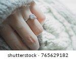 close up of an elegant...   Shutterstock . vector #765629182