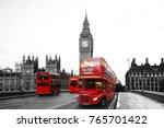 Scene Of Westminster Bridge...