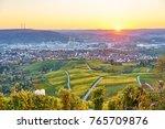 Neckar Velley In Stuttgart  ...