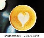 vintage color tone of love...   Shutterstock . vector #765716845